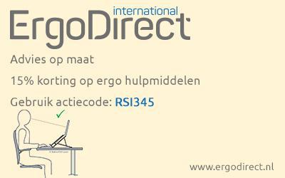 Advertentie ErgoDirect